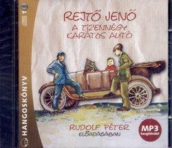 A tizennégy karátos autó (hangoskönyv)