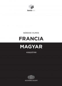 Francia-magyar kisszótár+online szótárcsomag